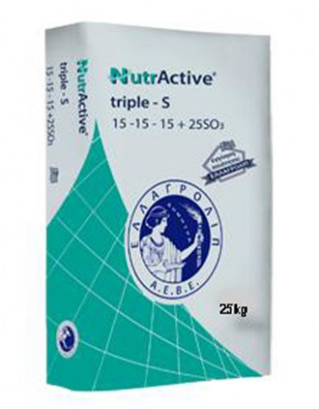 Nutractive TRIPLE-S 15 - 15 - 15
